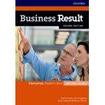 画像: Business Result 2nd Edition Elementary Student Book and Online Practice Pack