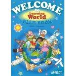 画像: Welcome to Learning World BLUE テキスト
