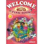 画像: Welcome to Learning World Pink テキスト
