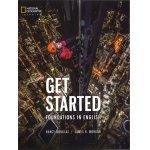 画像: Get Started Foundations in English Student Book with MP3 CD
