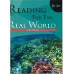 画像: Reading for the Real World Third Edition Level Intro Student Book