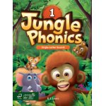 画像: Jungle Phonics 1 Student Book with Student Digital materials CD