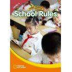 画像: WW Level 1-Social Studies: School Rules