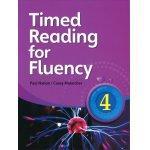 画像: Timed Reading for Fluency level 4 Student Book