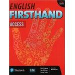 画像: English Firsthand 5th Edition Access Student Book
