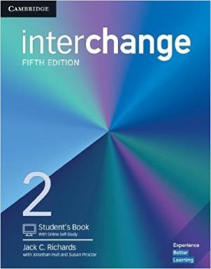 画像1: interchange 5th edition 2 Student Book with online self study