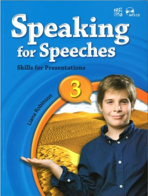 画像1: Speaking for Speeches 3 Student Book Skills for Presentations