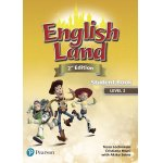 画像: English Land 2nd Edition Level 2 Student Book with CDs