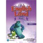 画像: English Land 2nd Edition Level 5 Student Book with CDs