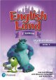 画像: English Land 2nd Edition Level 5 Student Book with CDs