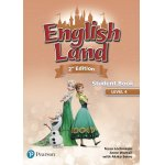 画像: English Land 2nd Edition Level 4 Student Book with CDs