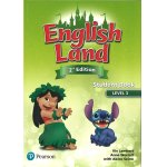 画像: English Land 2nd Edition Level 3 Student Book with CDs