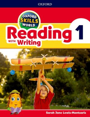 画像1: Oxford Skills World :Reading with Writing 1 Student Book