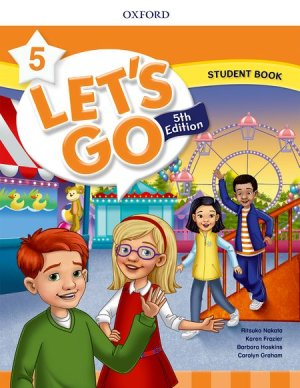 画像1: Let's Go 5th Edition Level 5 Student Book