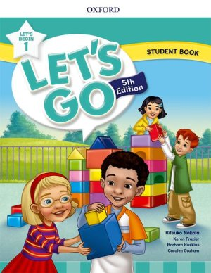 画像1: Let's Go 5th Edition Let's Begin 1  Student Book