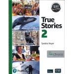 画像: True Stories Silver Edition Level 2 Student Book