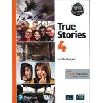 画像: True Stories Silver Edition Level 4 Student Book
