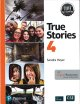 画像: True Stories Silver Edition Level 4 Student Book