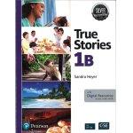画像: True Stories Silver Edition Level 1B Student Book