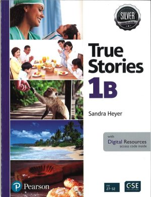 画像1: True Stories Silver Edition Level 1B Student Book