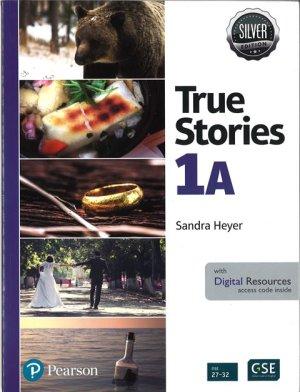 画像1: True Stories Silver Edition Level 1A Student Book
