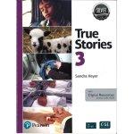 画像: True Stories Silver Edition Level 3 Student Book