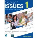 画像: Impact Issues 3rd Edition Level 1 Student Book w/Online Code