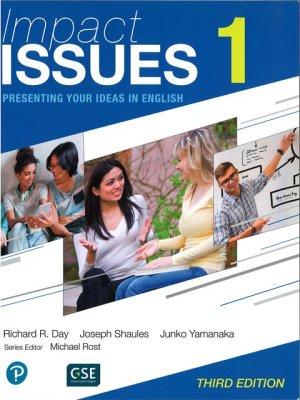 画像1: Impact Issues 3rd Edition Level 1 Student Book w/Online Code