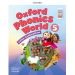 画像: Oxford Phonics World 5 Letter Combinations Student Book with APP