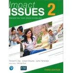 画像: Impact Issues 3rd Edition Level 2 Student Book w/Online Code