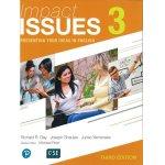 画像: Impact Issues 3rd Edition Level 3 Student Book w/Online Code