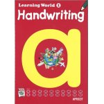 画像: Learning World 1 準拠Handwriting(2冊セット)