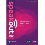 画像: Speak Out 2nd Edition Intermediate Plus Coursebook w/DVD-ROM