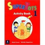 画像: Supertots 1 Activitybook