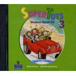 画像: Supertots 3 Student Book audio CD
