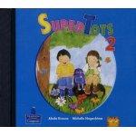 画像: Supertots 2 Student Book Audio CD