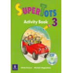 画像: Supertots 3 Activity Book