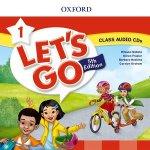 画像: Let's Go 5th Edition Level 1 Class Audio CDs