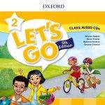 画像: Let's Go 5th Edition Level 2   Class Audio CDs