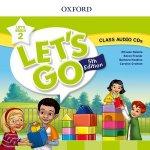 画像: Let's Go 5th Edition Let's Begin 2 Class Audio CDs
