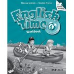 画像: English Time (2nd Edition) Level 6 Workbook with Online Practice