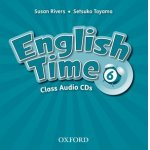 画像: English Time (2nd Edition) Level 6 Class Audio CDs