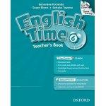 画像: English Time (2nd Edition) Level 6 Teacher's Book with Test Center & Online Practice