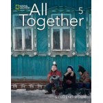 画像: All Together 5 Student Book w/Audio CD