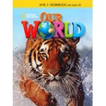 画像: Our World 3 Workbook with Audio CD