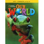画像: Our World 1 Workbook with Audio CD