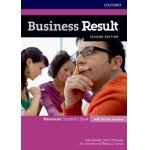 画像: Business Result 2nd Edition Advanced Student Book and Online Practice Pack
