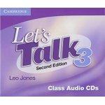画像: Let's Talk 2nd edition level 3 Class Audio CDs(3)