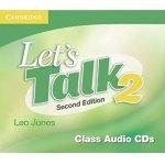 画像: Let's Talk 2nd edition level 2 Class Audio CDs(3)