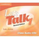 画像: Let's Talk 2nd edition level 1 Class Audio CDs(3)
